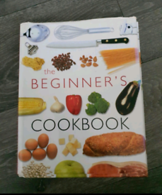 Beginners cook book £1.50