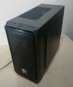 Gaming computer i5 8GB RX460