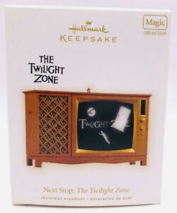 THE TWILIGHT ZONE Hallmark Keepsake
