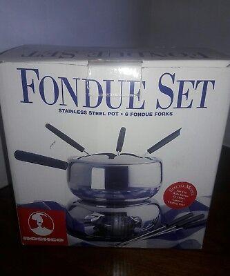Фондю FONDUE SET Alcohol Burner by