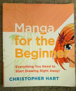 Manual - Manga For The Beginner by Christopher Hart