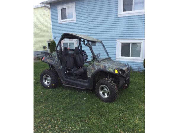 Used 2009 Polaris RZR 800 side by side