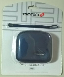 TomTom Carry Case & Strap - Black