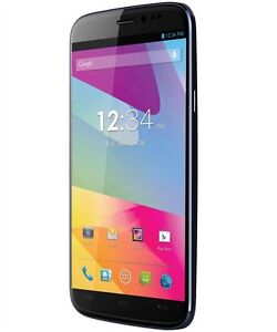 New BLU Studio 5.0 E D530e Unlocked ( Black) GSM Dual-SIM Android Cell Phone