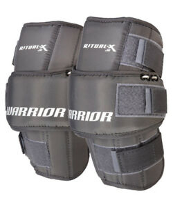 Warrior goalie kneepads Junior brand new