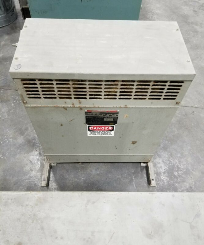Federal Pacific FH51CFMD 51 KVA 460Y 266 3 phase  #3262SR