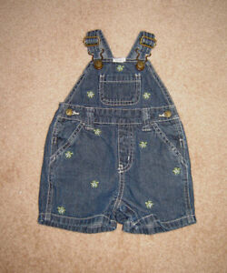 Gymboree Shortalls, Sleepers, Clothes, Snowsuit - 0-3 to 12 mos.
