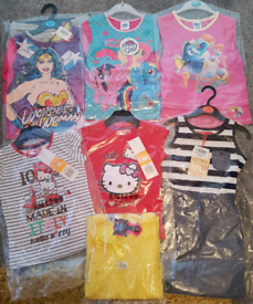 Girls 3-4 Years Clothes - All New