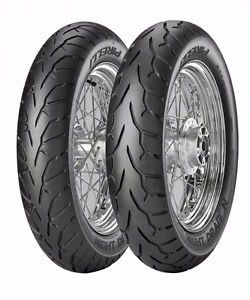 Pirelli Night Dragon Tires For Kawasaki VN1500 Nomad