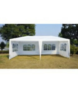 White Party tent / 10 x 20 Party tents with walls / Party Tent