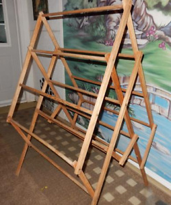 *Looking for* extra large clothes horse