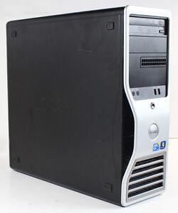 Dell T5500 12-Core 2 X X5680, 24GB, 1TB, FX570, Win 7 Pro