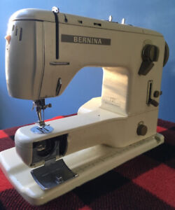 Vintage Bernina Sewing machine from 1969