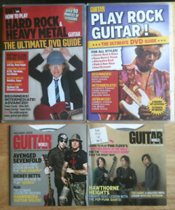 Guitar Method DVD Collection.