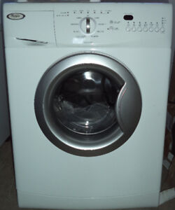 """WHIRLPOOL 24"""" FRONT-LOAD WASHER FOR SALE!"""