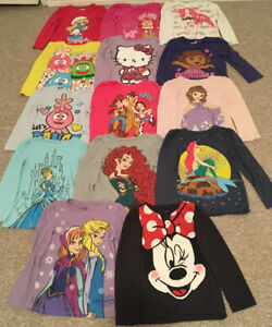 Toddlers Long Sleeve Shirts Old Navy sz 5T