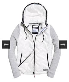 Superdry coat brand new 14/16 L