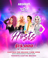 Drag Queens/Kings/Gender  Performers for competition for $10000
