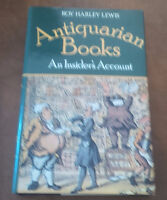 Antiquarian Books, An Insider's Account, 1978