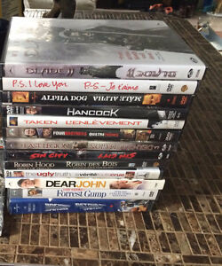 DVD Bundle Peterborough Peterborough Area image 1