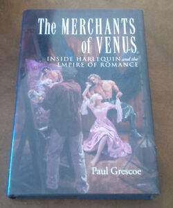 The Merchants of Venus, Inside Harlequin & the Empire of Romance Kitchener / Waterloo Kitchener Area image 1