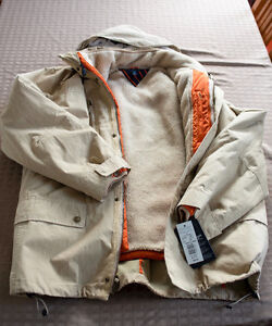 Winter Coat - Manteau d'hiver