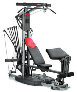 Bowflex Ultimate 2 with like New with Accessory Rack