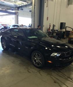 2014 Ford Mustang Custom GT Coupe (2 door)