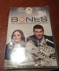 Bones season 10 still in packaging