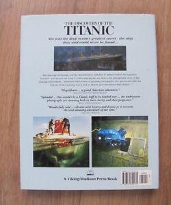 La découverte du Titanic (en anglais)