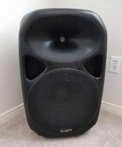 *ION Total PA Blu Tooth PA Speaker