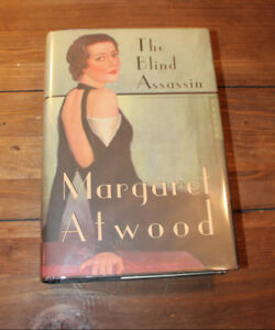 Margaret Atwood - The Blind Assassin  *Signed 1st Edition*