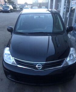 2012 VERSA ACCIDENT FREE ONE OWNER ONLY 63000 KM