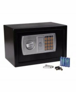 Digital Electronic Safe Box / Keypad Lock Home Gun Cash Jewelry
