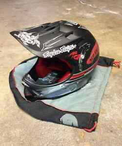 Casque FullFace Troy Lee Designs
