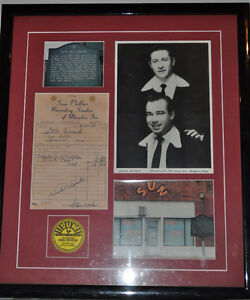 Sun Records collectibles