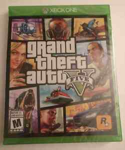 GTA 5 - Brand New & Sealed - Xbox One