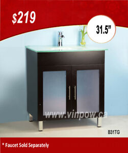 Incredible Price  Bathroom Vanity & Cabinet at Vinpow!