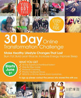 30 Day Challenge That Will Change Your Life!