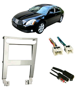 double din car stereo install kit