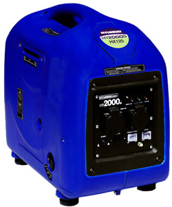 Hyundai HY2000si Portable  Generator Parts