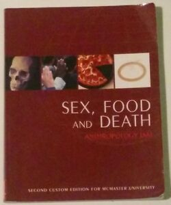 Sex, Food and Death