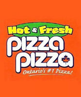 pizza pizza looking for delivery drivers