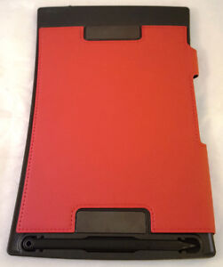 Boogie Board Jot 8.5 LCD eWriter Red With case, Stylus