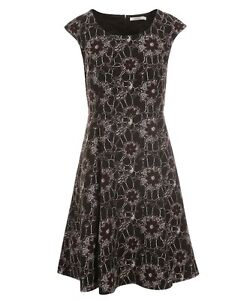 New a lace floral print dress with tag from Rickis