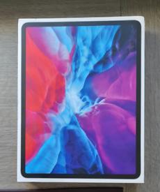 iPad pro 12.9 2020 256 GB wifi new