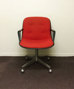 Vintage Steelcase Executive Chair