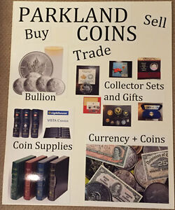 Coins Parkland Coins Open Downtown Stony Plain