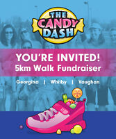 Candy Dash 2017 Whitby