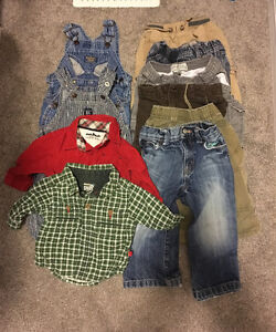 Baby Boy Clothes $2/item